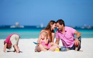 Семейный психолог, счастливая семья